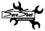 Sure Shot Auto & Trailer Repair Final Logo 500 x 340px